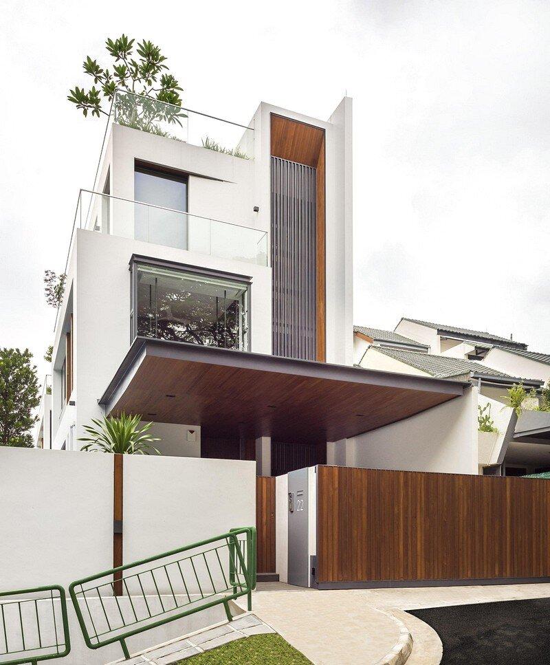 Courtyard Residence 12