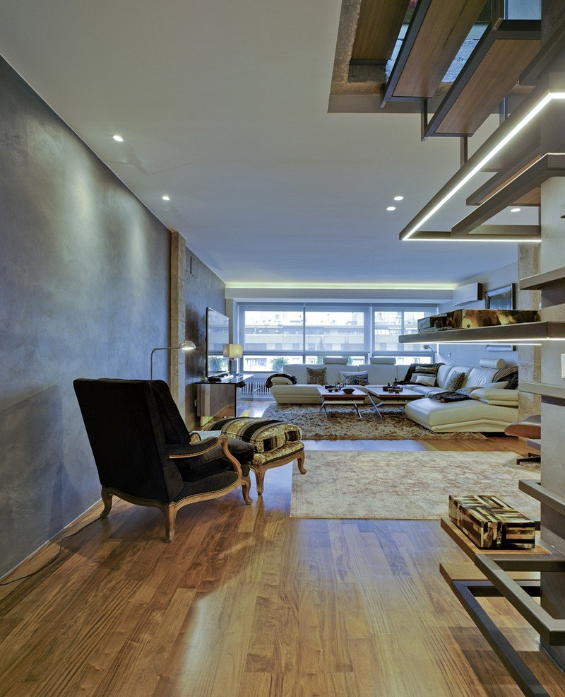 Duplex Penthouse in Madrid 1