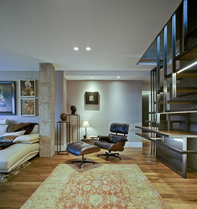Duplex Penthouse in Madrid 10