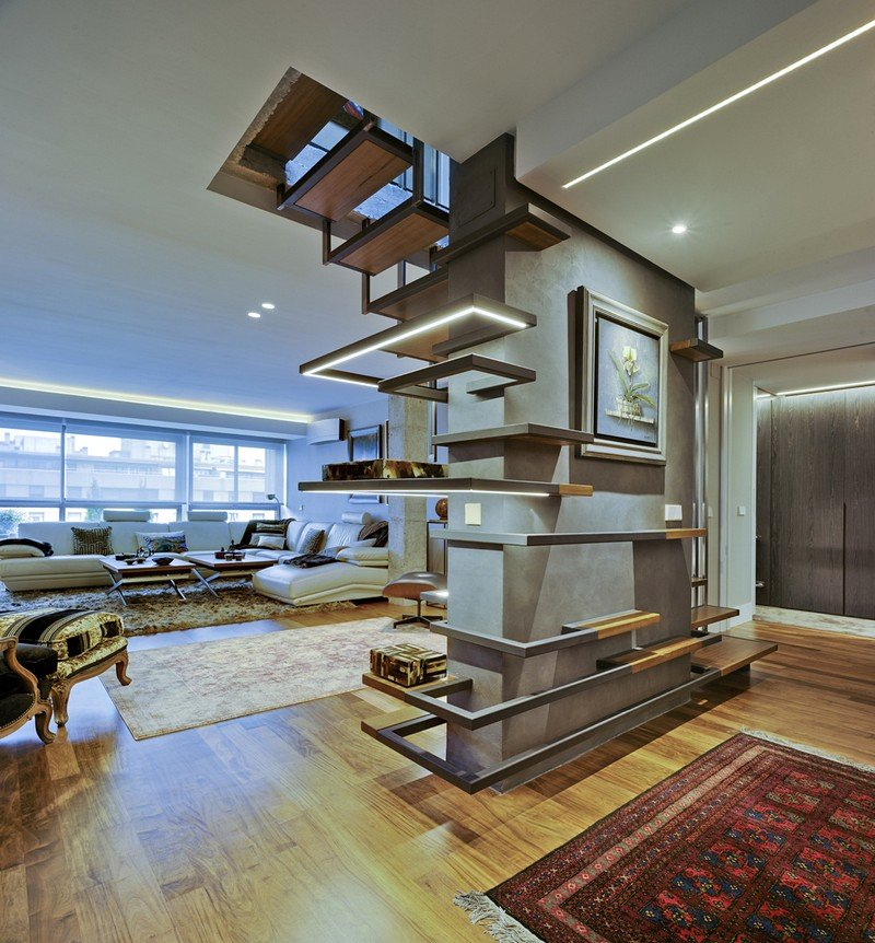 Duplex Penthouse in Madrid 2