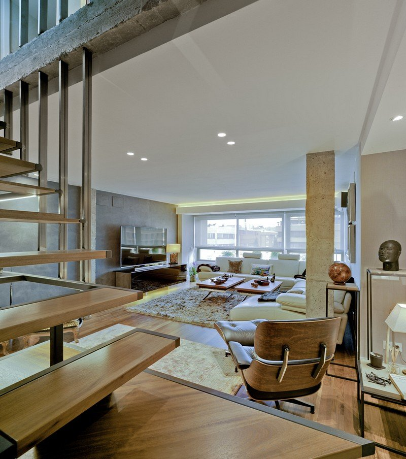 Duplex Penthouse in Madrid 8
