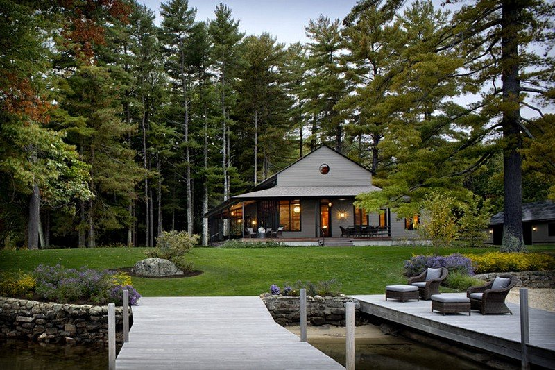 East Coast Compound LEED Platinum Residence