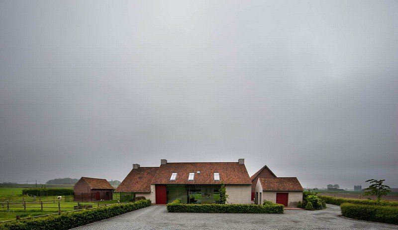 Flemish Rural Architecture