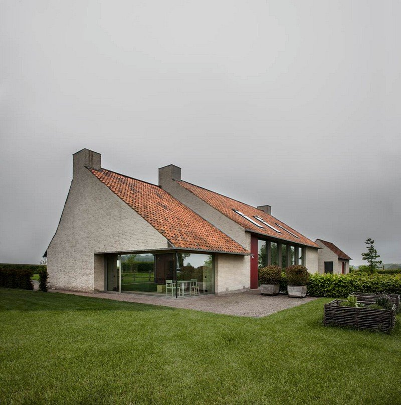Flemish Rural Architecture - House by Vincent Van Duysen 1