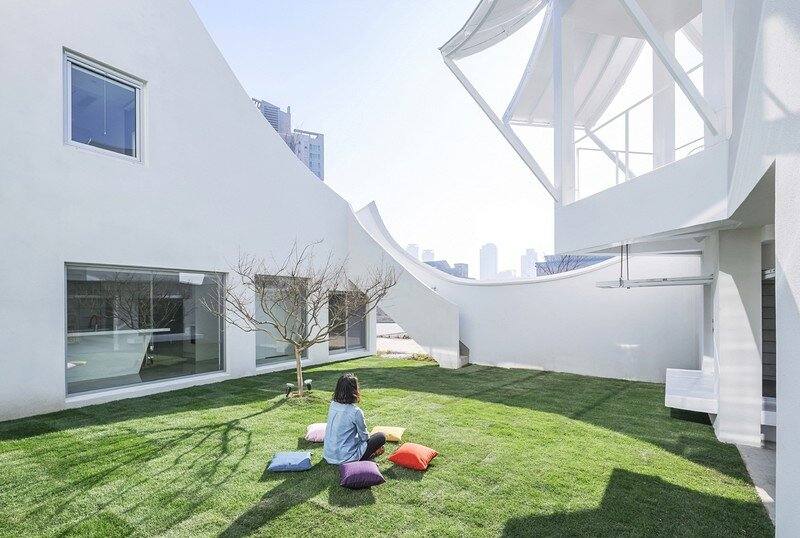Flying House IROJE KHM Architects 5