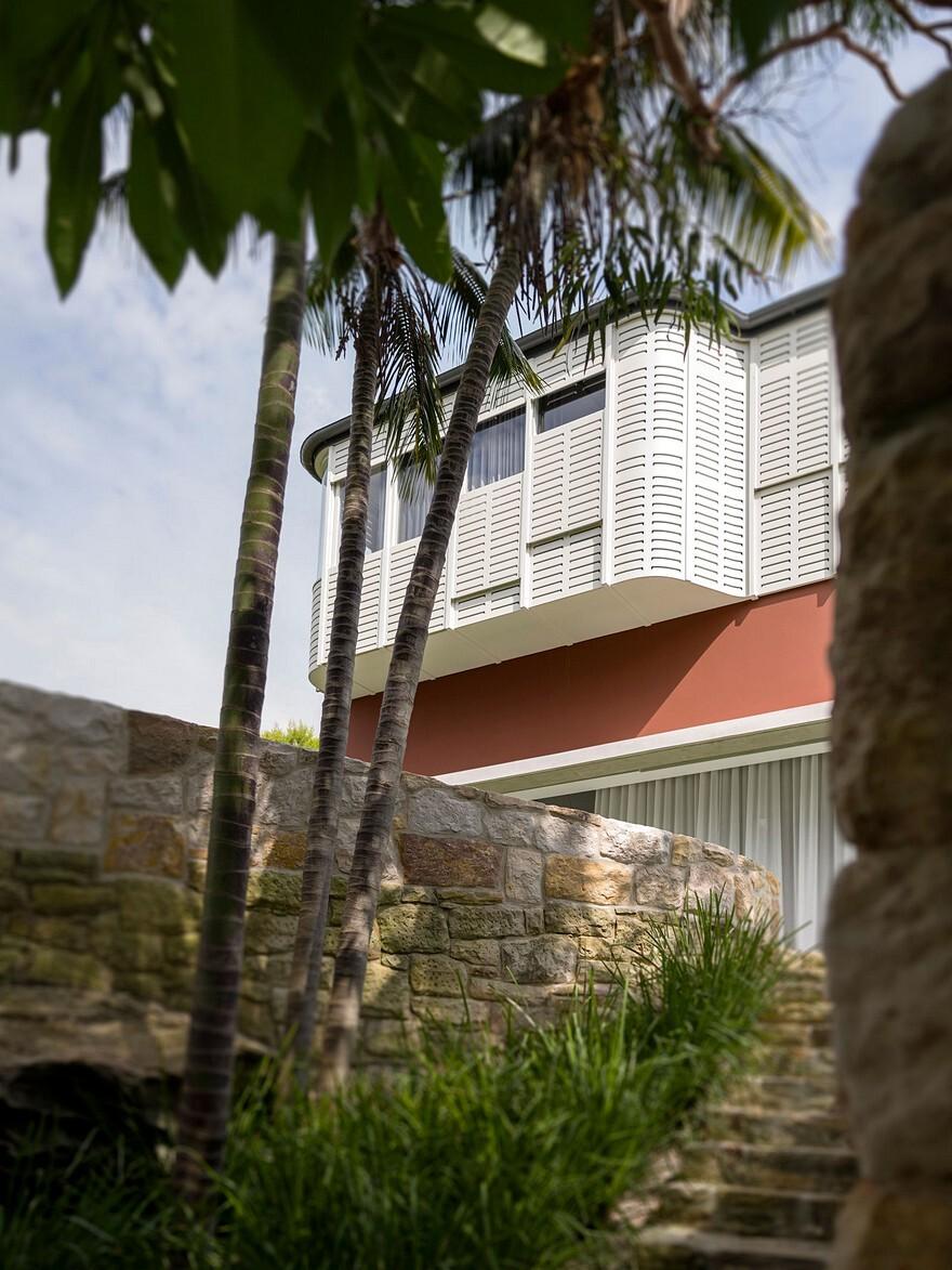 Hill Top Cottage Luigi Rosselli Architects