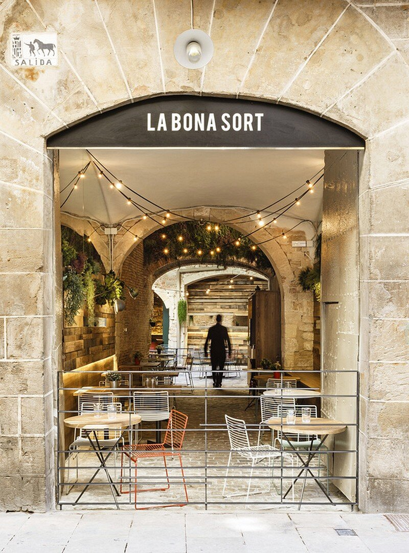 La Bona Sort, Barcelona