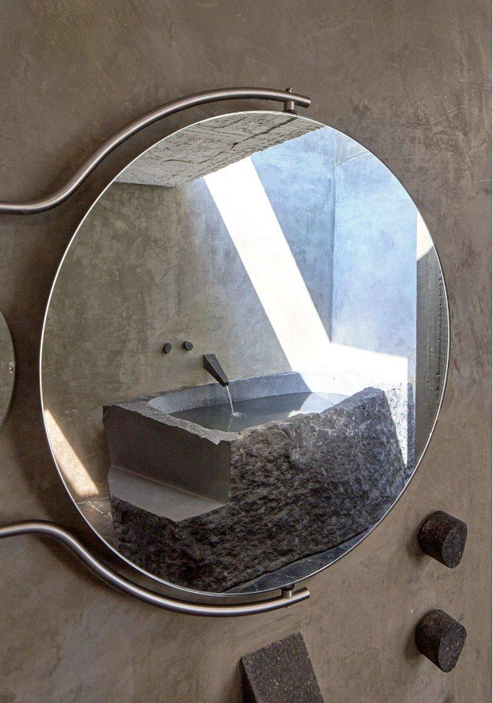 Mexico City Concrete Home 13
