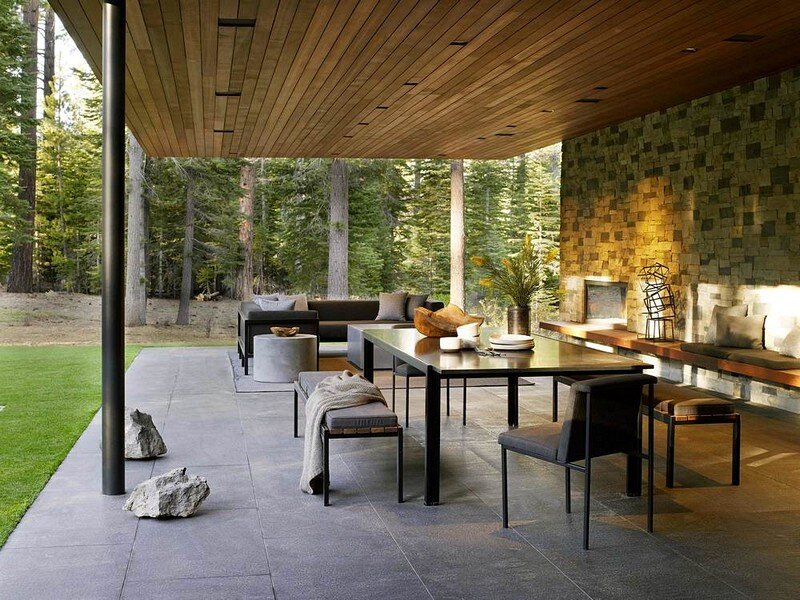 Modern Tahoe Mountain Retreat Jamie Bush & Co 18