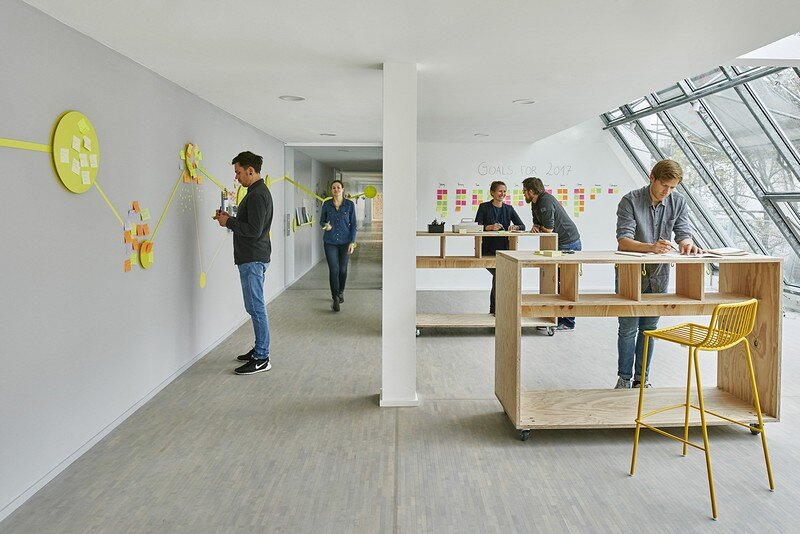 New Offices of Non-Profit Organization WFP Innovation Accelerator INpuls 2