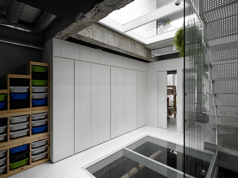 Old Three-Story Townhouse Renovated in Taipei 18