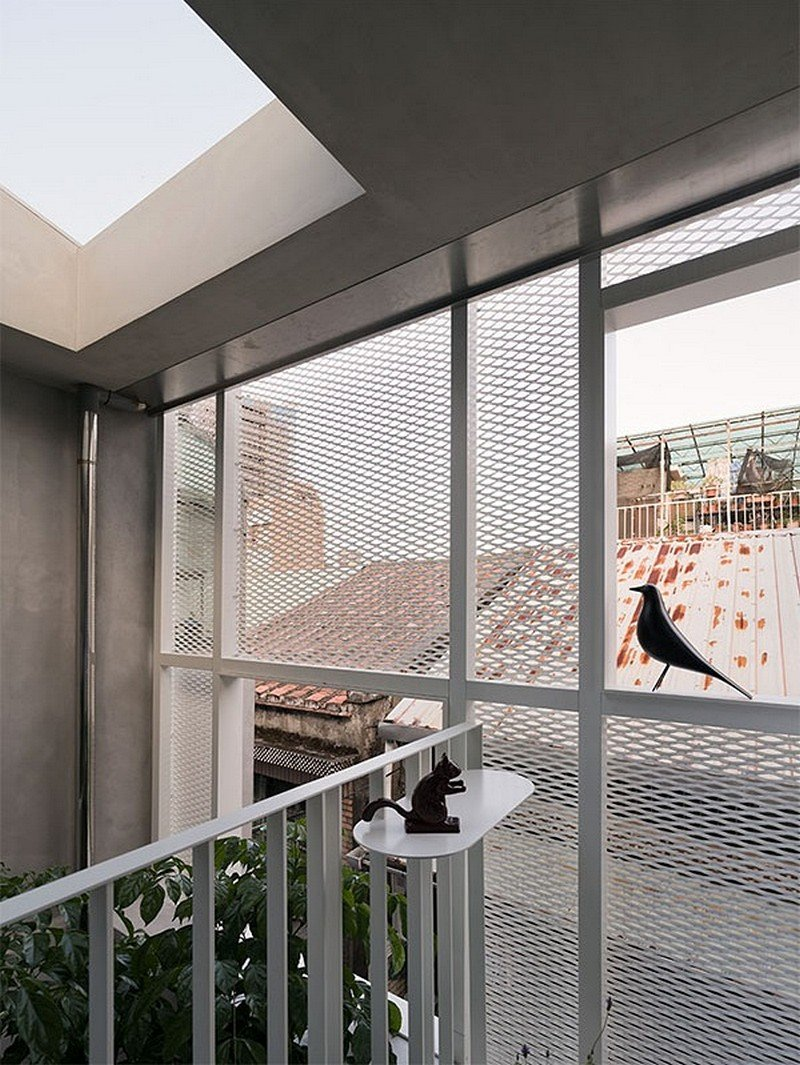 Old Three-Story Townhouse Renovated in Taipei 24