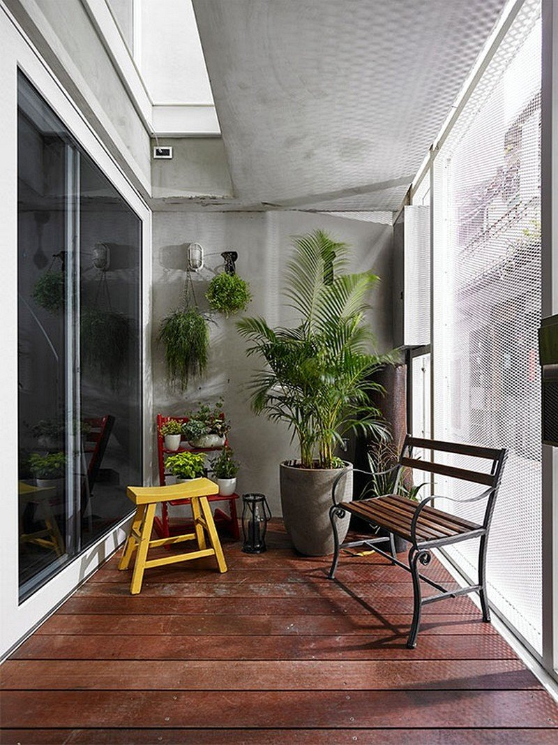 Old Three-Story Townhouse Renovated in Taipei 21