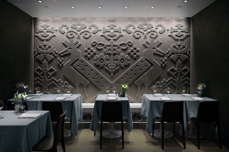 Olivo Restaurant / Architect Pierluigi Piu