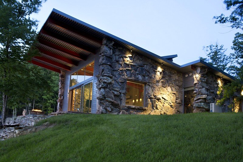 Raven Crest House Hefferlin + Kronenberg Architects 13