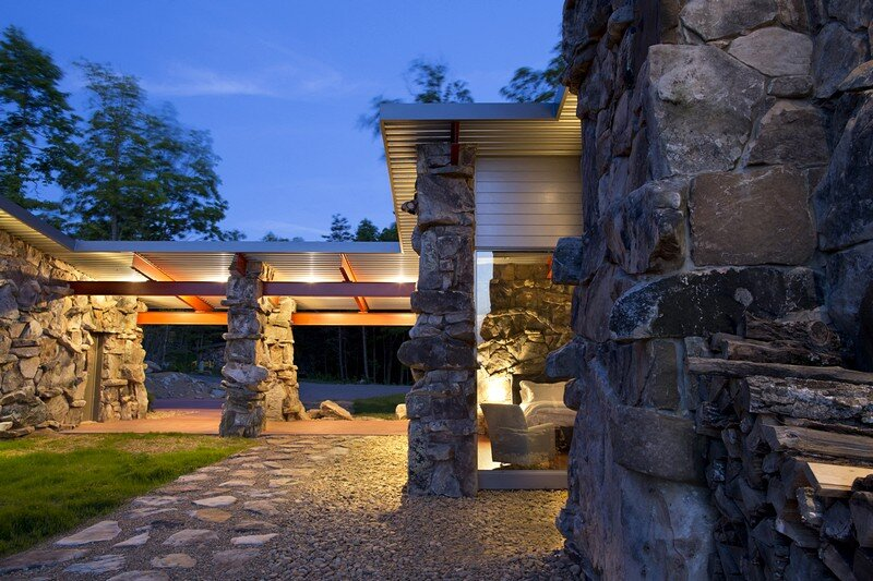 Raven Crest House Hefferlin + Kronenberg Architects 3