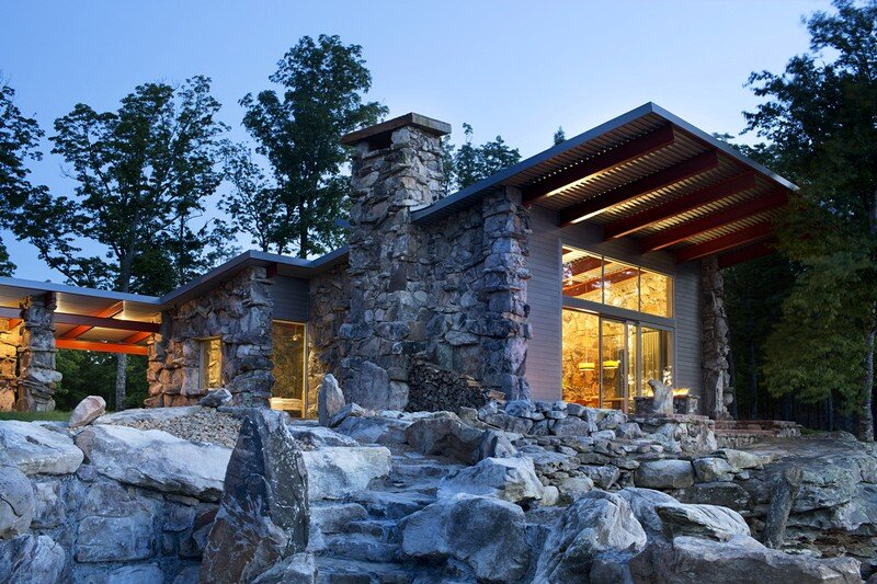 Raven Crest House Hefferlin + Kronenberg Architects 2
