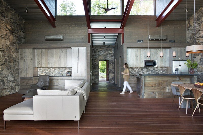Raven Crest House Hefferlin + Kronenberg Architects 6