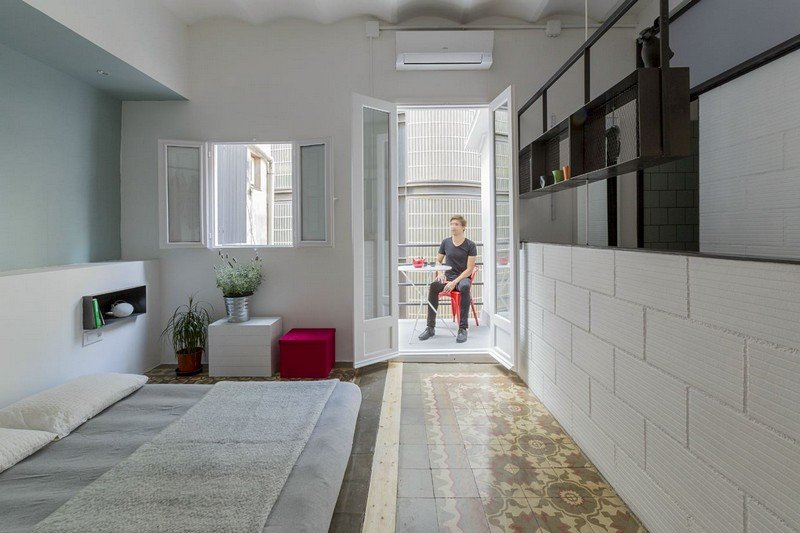 Roc Cube Apartment in Barcelona 6