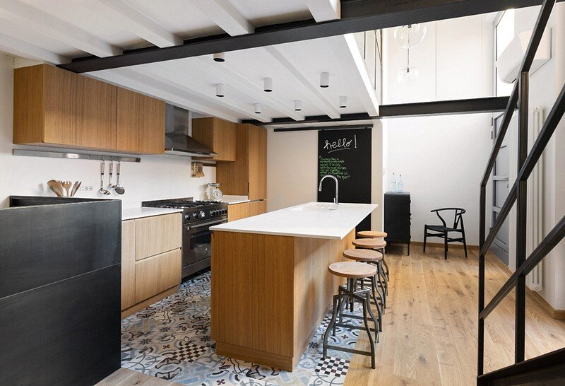 Shoreditch Loft 4