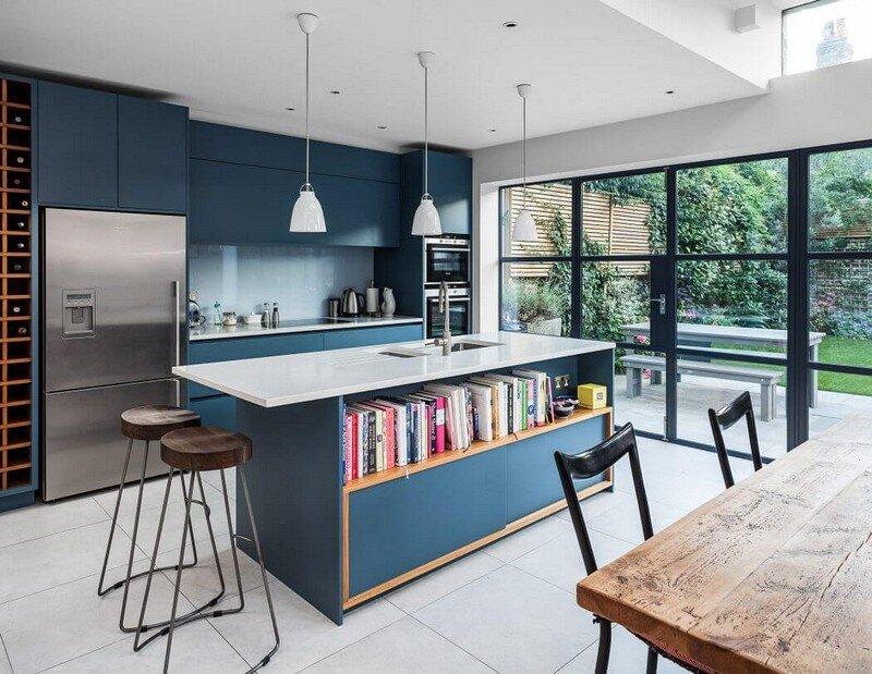 Slot House in London 1