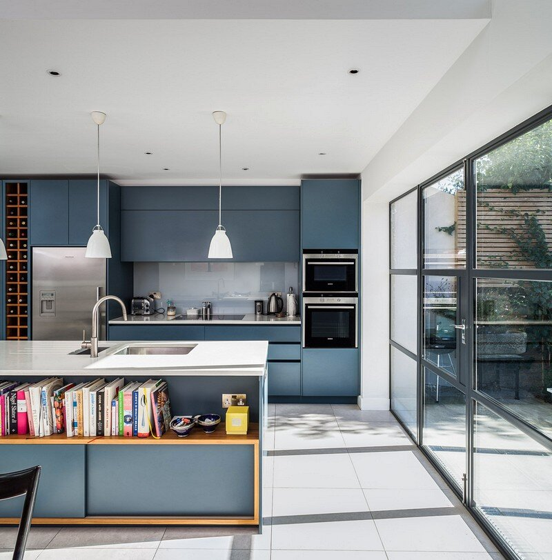 Slot House in London 3