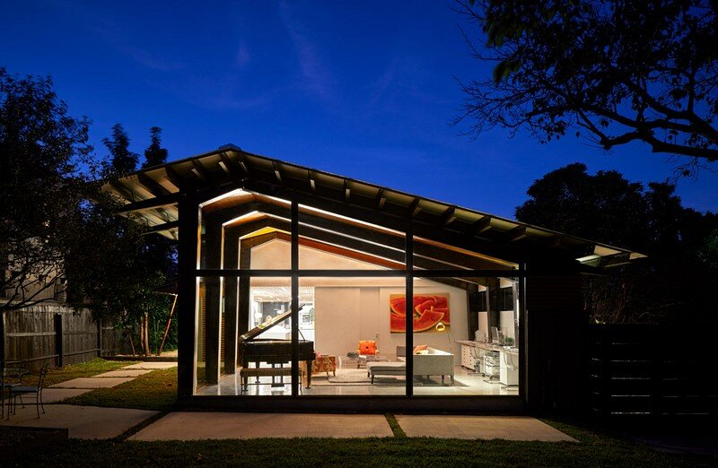 Stanford Midcentury Addition-Remodel