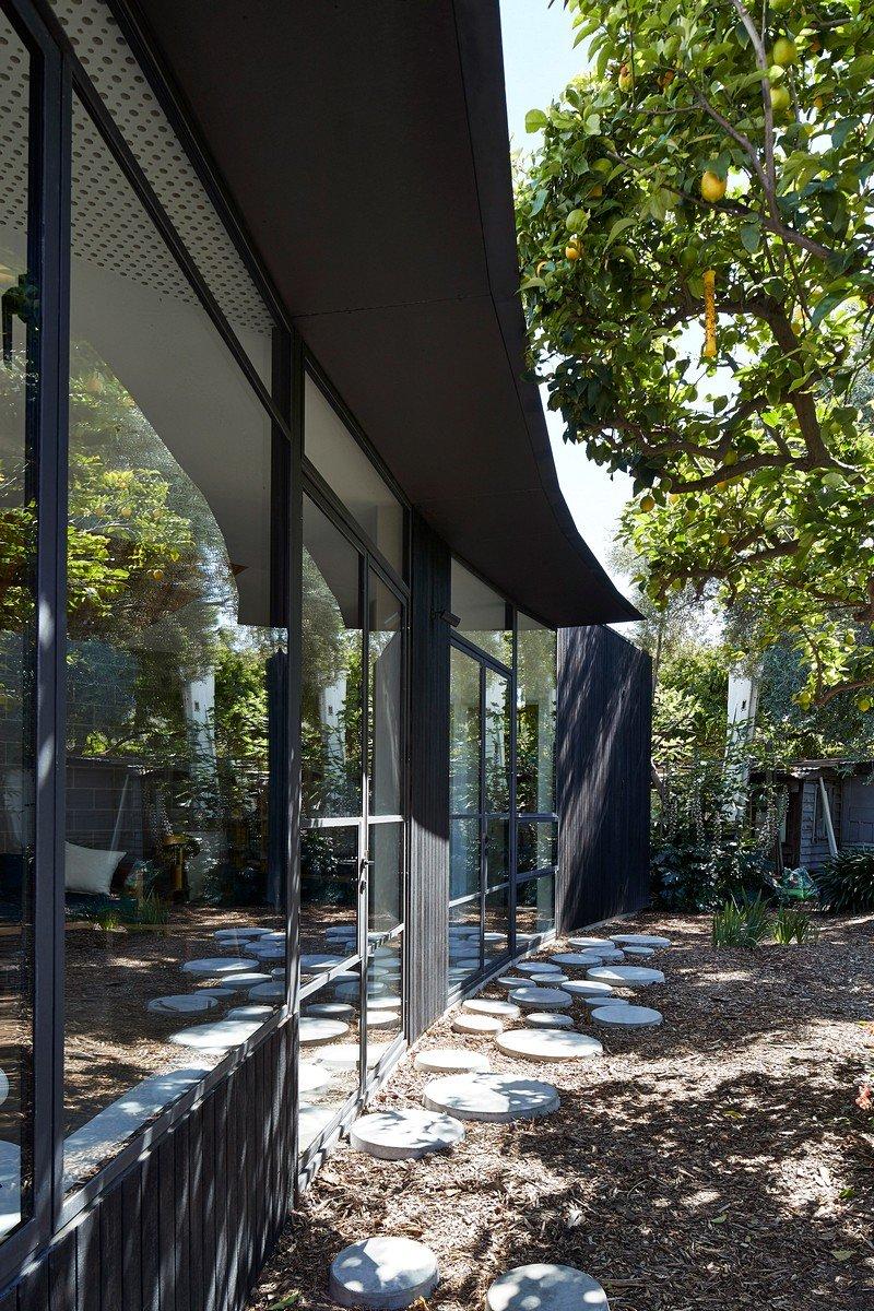 Timber Garden Pavilion 1