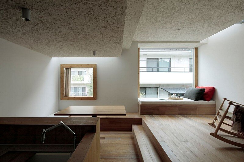 Tokyo City House / Id + Fr Architecture 1