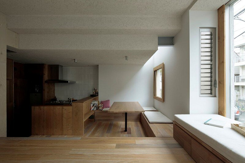 Tokyo City House / Id + Fr Architecture 5