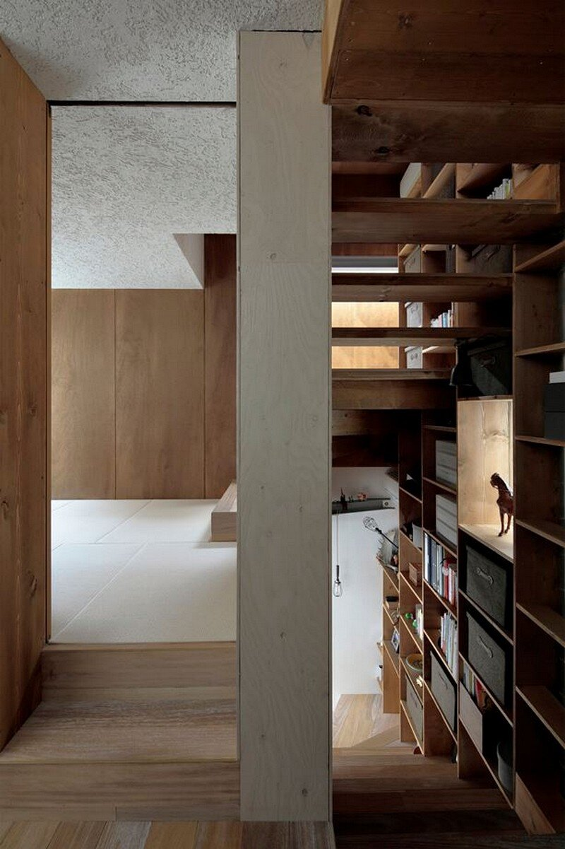 Tokyo City House / Id + Fr Architecture 7