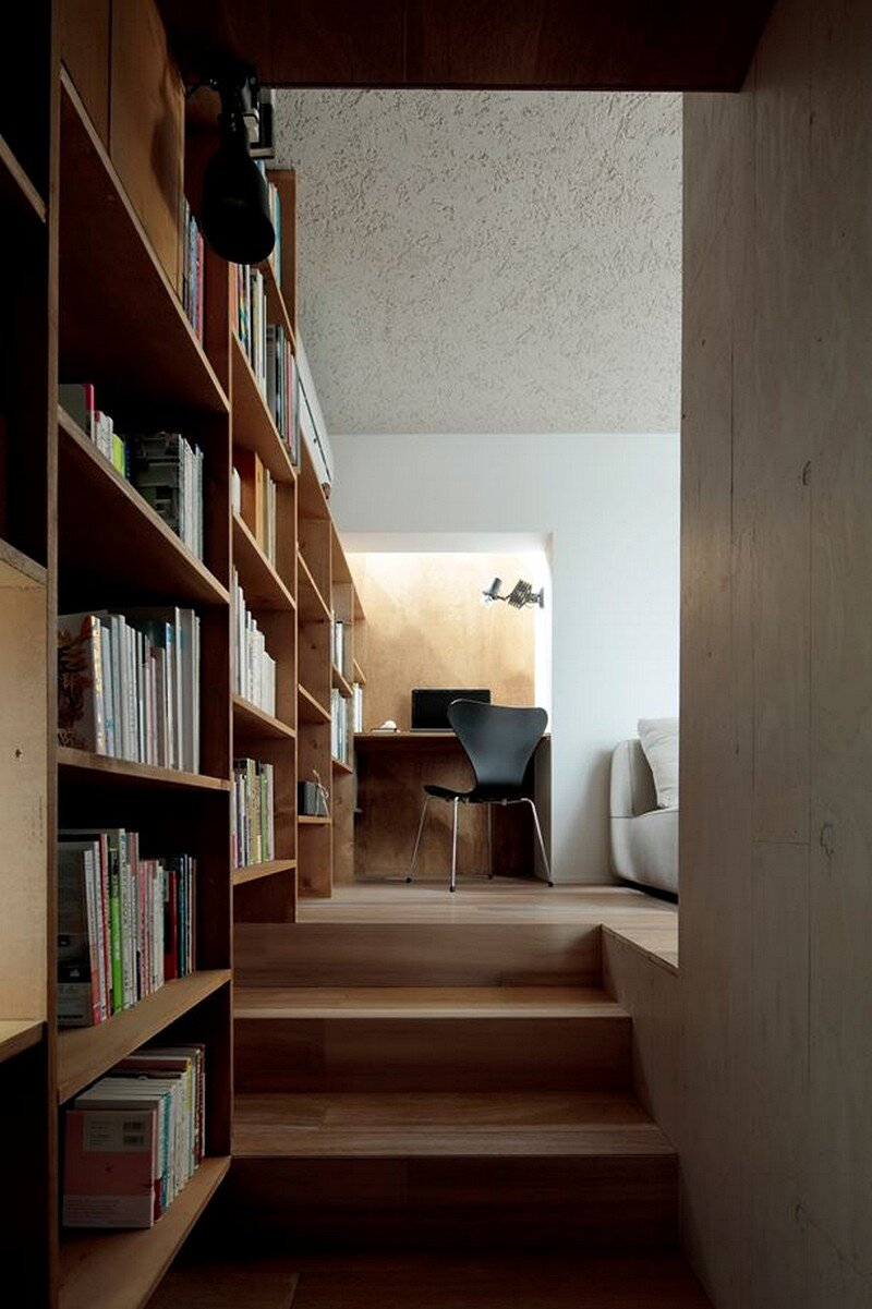 Tokyo City House / Id + Fr Architecture 14