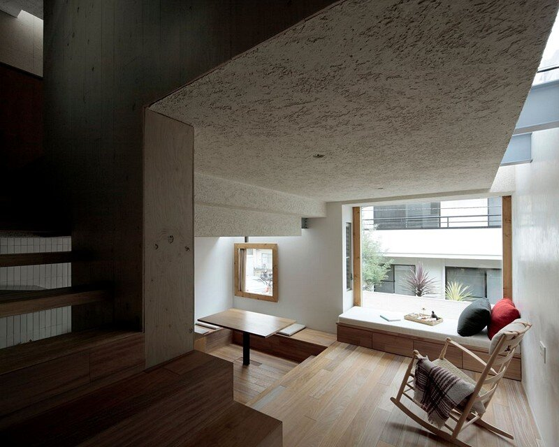 Tokyo City House / Id + Fr Architecture 2
