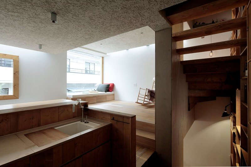 Tokyo City House / Id + Fr Architecture 3