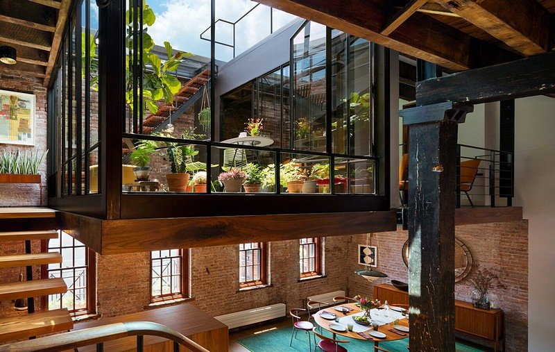 Tribeca North Loft Andrew Franz Architect 10