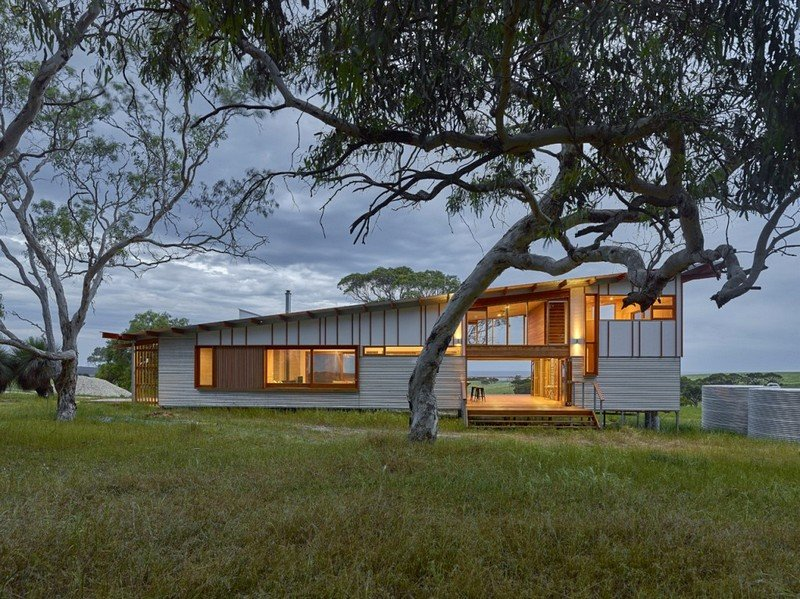 Waitpinga House / Mountford Williamson Architecture
