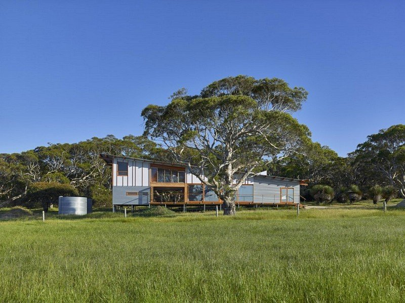 Waitpinga House / Mountford Williamson Architecture 11