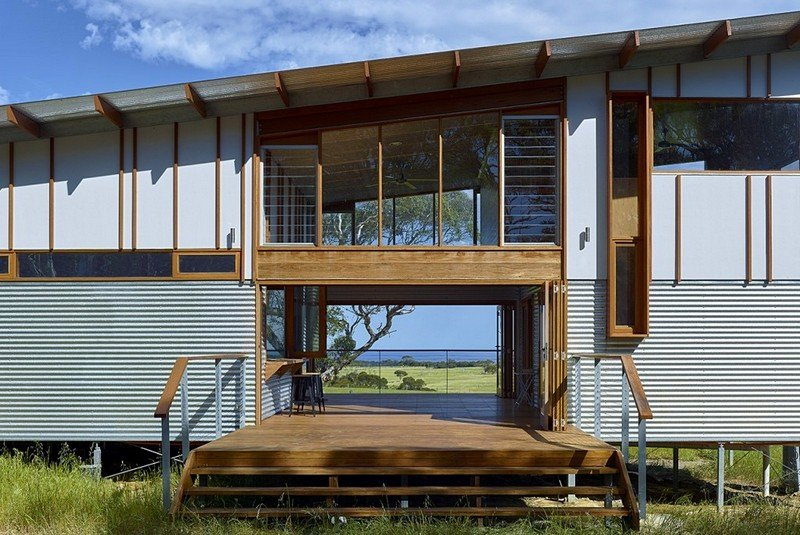 Waitpinga House / Mountford Williamson Architecture 2