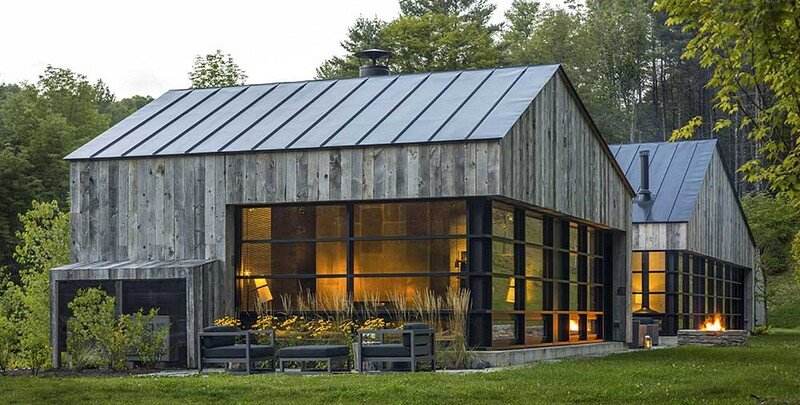 Woodshed Vermont Guest House Birdseye Design 10