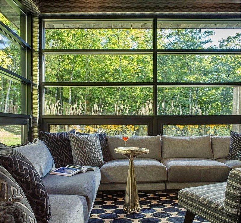 Woodshed Vermont Guest House Birdseye Design 5