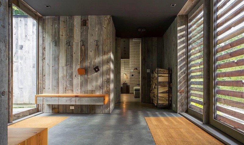 Woodshed Vermont Guest House Birdseye Design 3