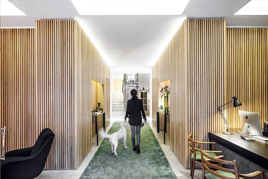 Aribau Duplex Loft / Jaime Beriestain