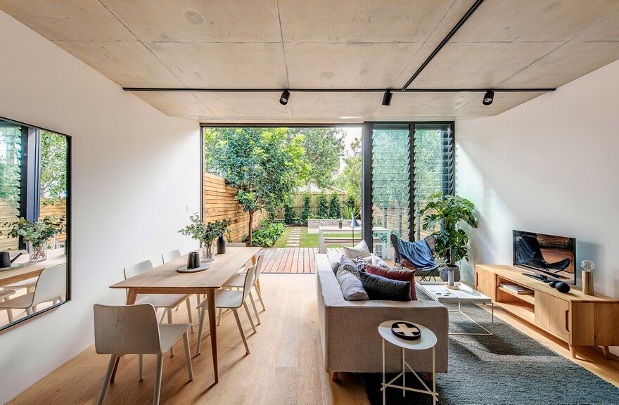 Balmain Semi House – Alterations and Additions by CO-AP Architects