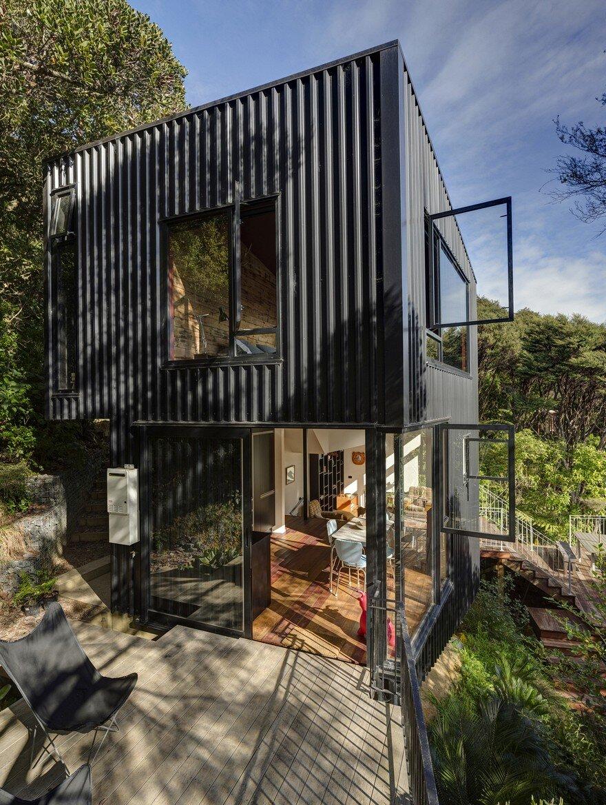 Modern Metal Building Homes