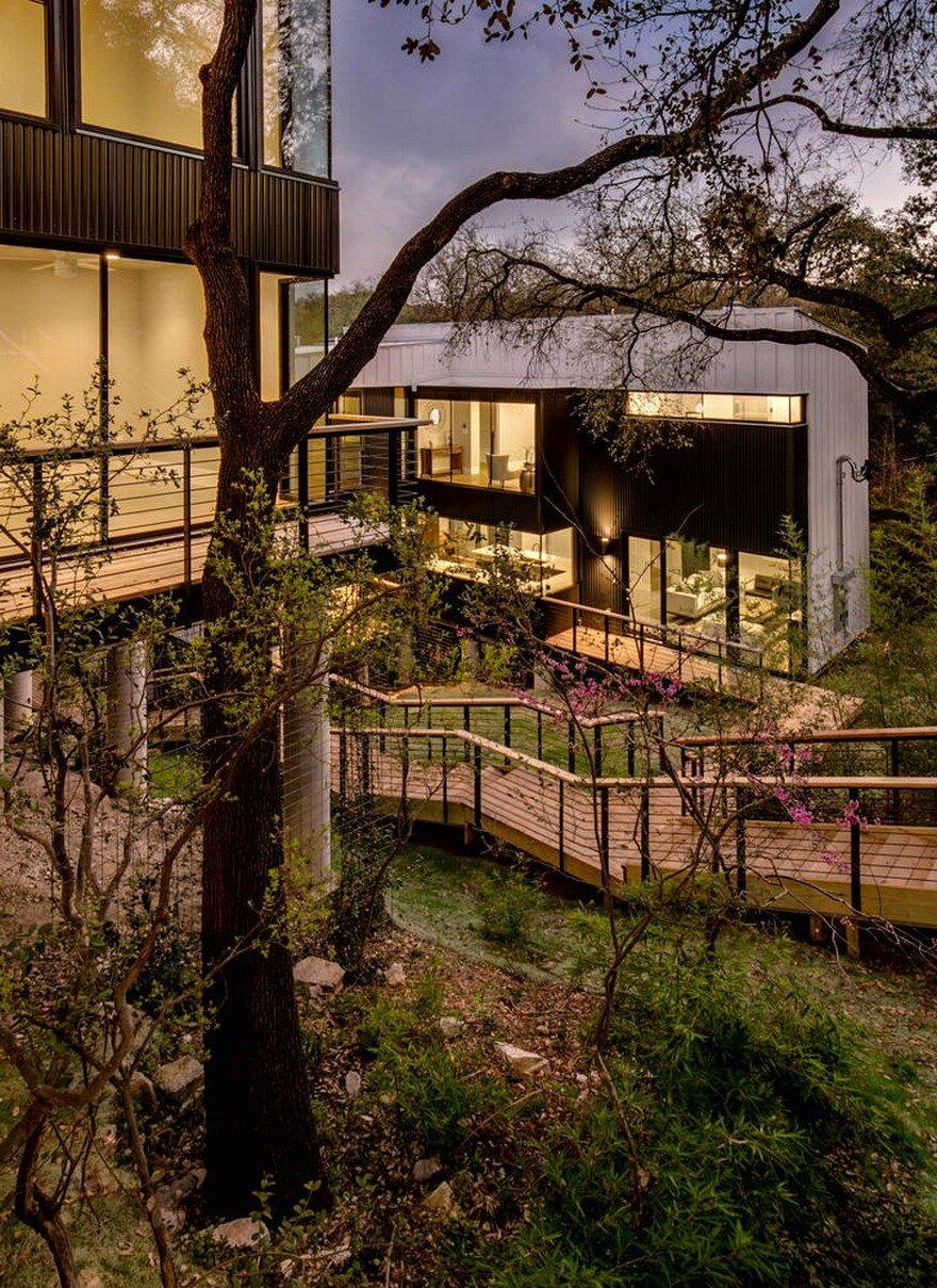 Bonham Terrace House / Tornbjerg Design