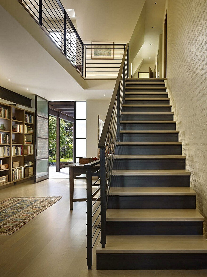 book house perfect retirement retreat by deforest architects - book house by deforest architects