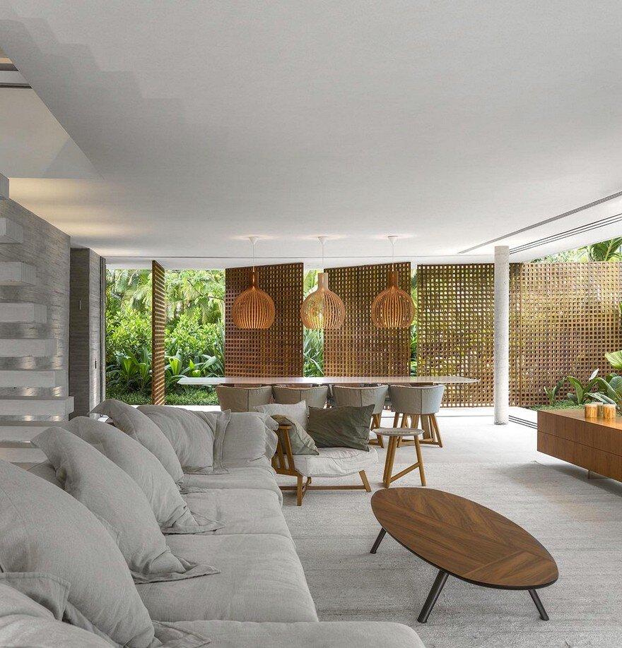 Casa Branca / Marcio Kogan Studio MK27