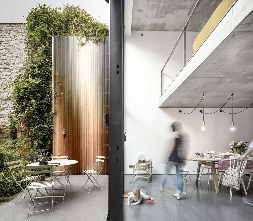 Casa em Paris / Mohammed Omais + Olivia Gomes