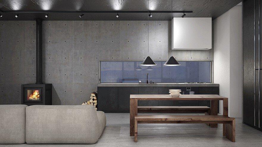 Fisherman House – Contemporary Cottage by KDVA Architects