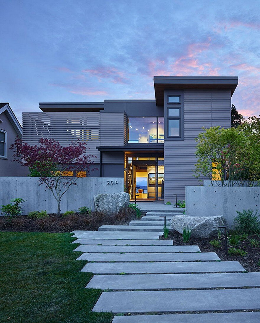 Gallery Residence Deforest Architects